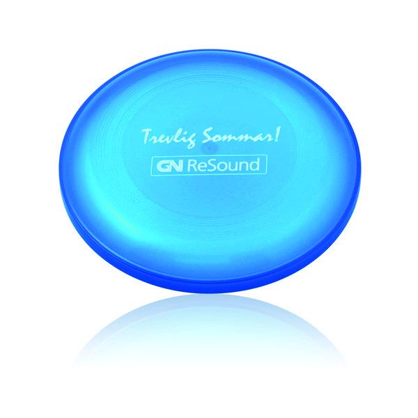 Frisbee Läpikuultava Sininen 307