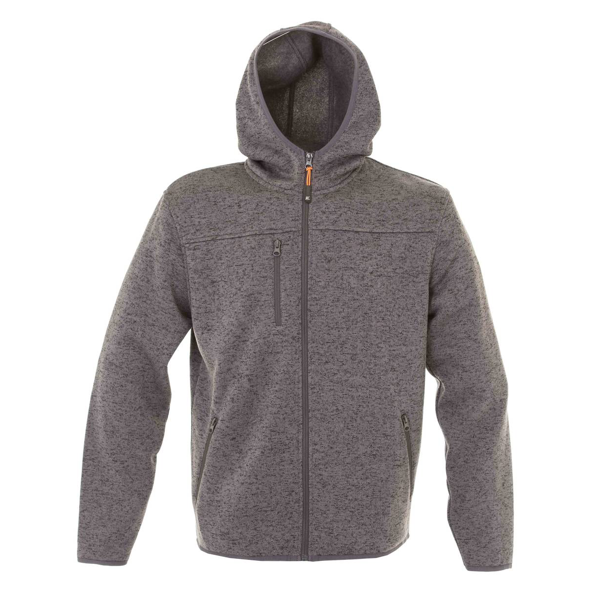 Quebec Man Dark Grey