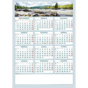 PikkuMaxi kalenteri 2022