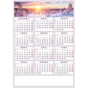 Pikkumaxi kalenteri