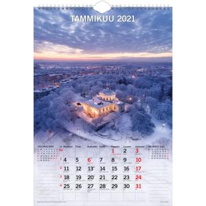 Isomaisema kalenteri