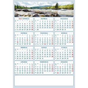 Maxikalenteri 2022