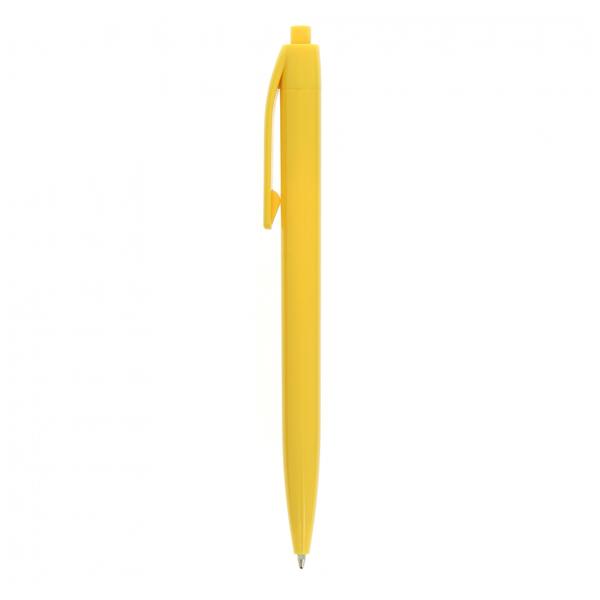 basic pen 12010 keltainen